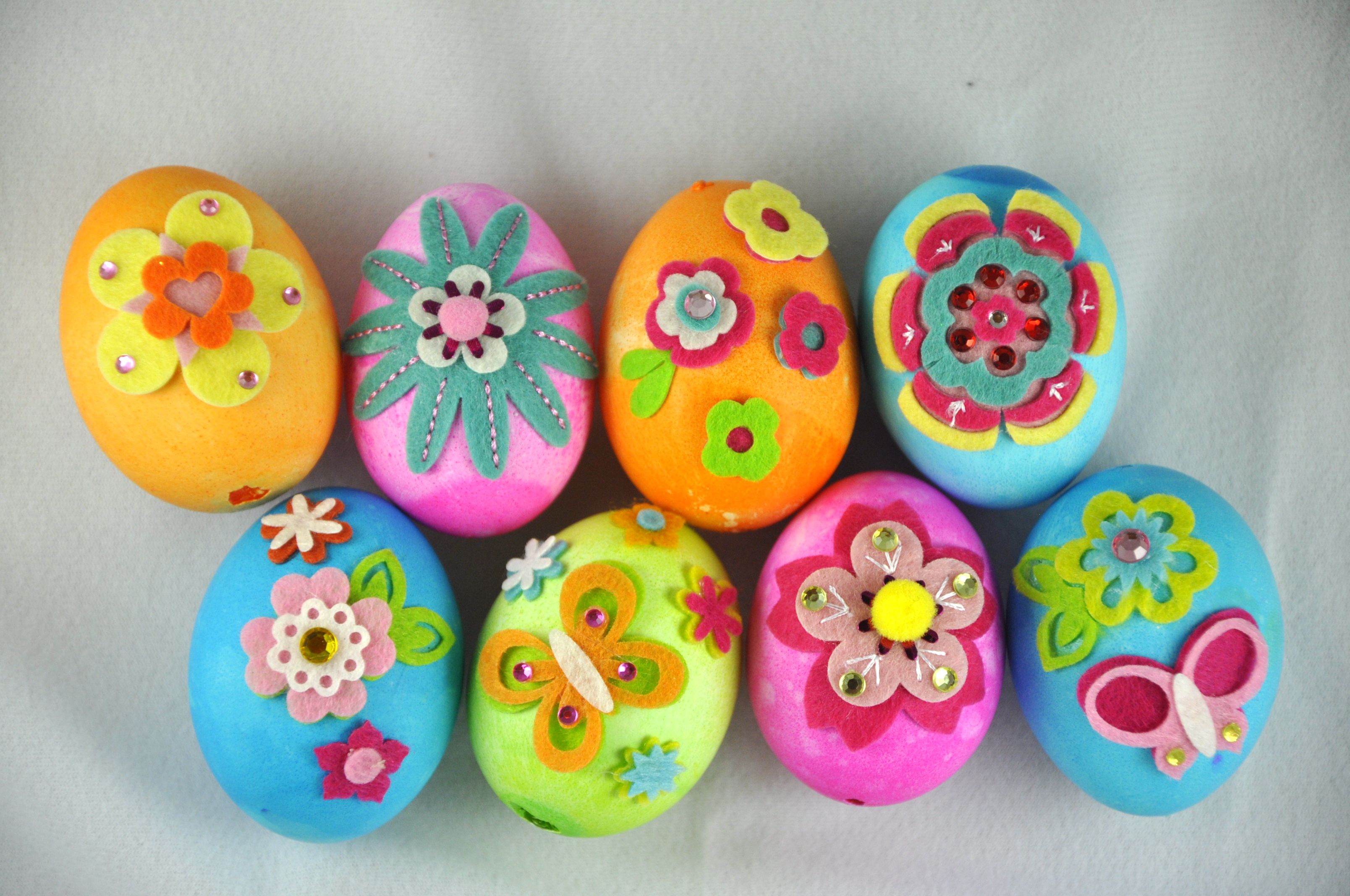 Bright And Easy Easter Egg Designs